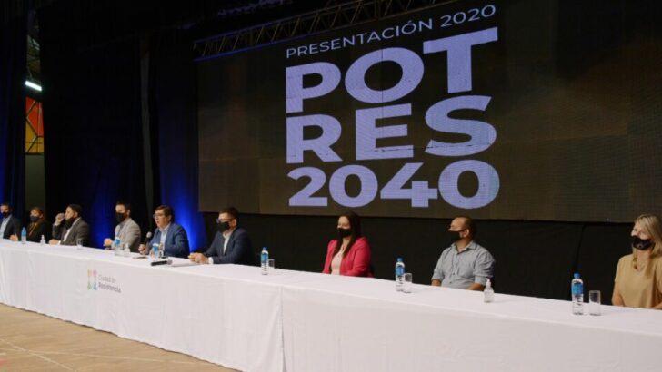 Resistencia: el Municipio presentó al Concejo su visión sobre el proceso de desarrollo urbano y humano