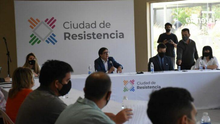 Resistencia: se presentó el Consejo Permanente de Comercio, Industria y Producción de la capital chaqueña