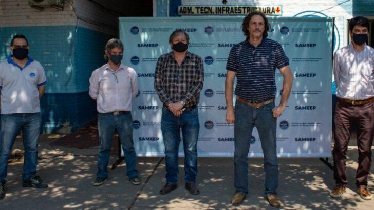 Sameep continúa trabajando para disminuir las conexiones ilegales en el Gran Resistencia