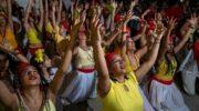 Se inauguró la galería virtual Gran Quilombo Nacional