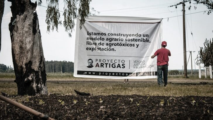 """""""Yo banco el Proyecto Artigas"""": habrá movilización a favor en Entre Ríos y CABA"""