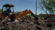 Agua potable: Sameep amplía el servicio en el barrio Los Aromitos