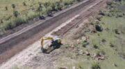 APA: avanza el saneamiento del canal Río Muerto – Las Colonias