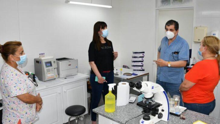 Charata: entregaron kits de test rápidos al hospital y trazó acciones de prevención de dengue