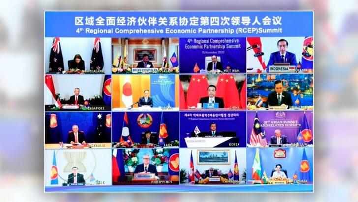Comercio exterior: países de Asia y Oceanía ponen en marcha el mayor acuerdo de libre comercio del mundo