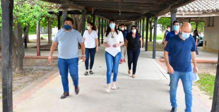 Covid 19 en Sáenz Peña: Salud suma más camas para la internación de pacientes en el hospital 1