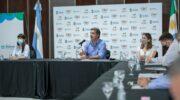 Desde Machagai, Capitanich firmó un convenio con intendentes para fortalecer el emprendedurismo social