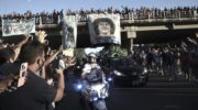 El adiós a Diego: crónica de un día histórico, emotivo y caótico