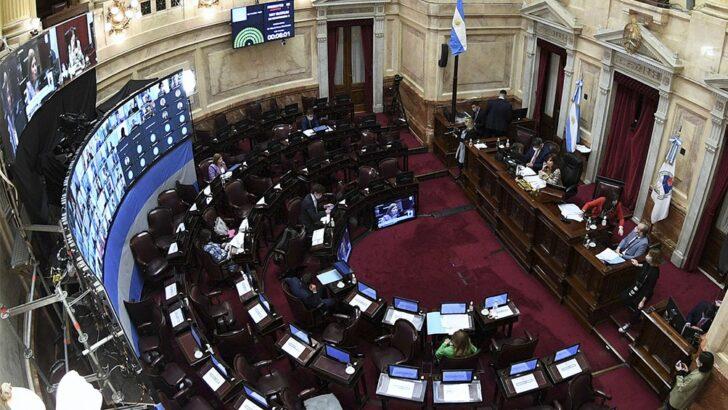 El Aporte Solidario y Extraordinario obtuvo dictamen en el Senado