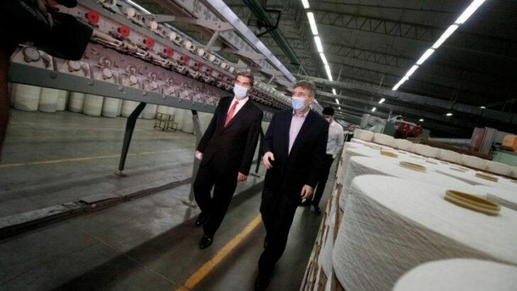 En dos meses iniciarán las obras en la Textil Santana de Puerto Tirol