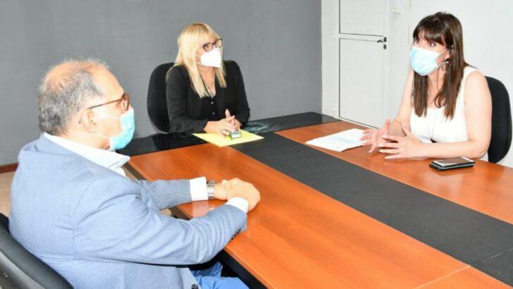 Fontana: firmaron un convenio para fortalecer la atención primaria en la localidad