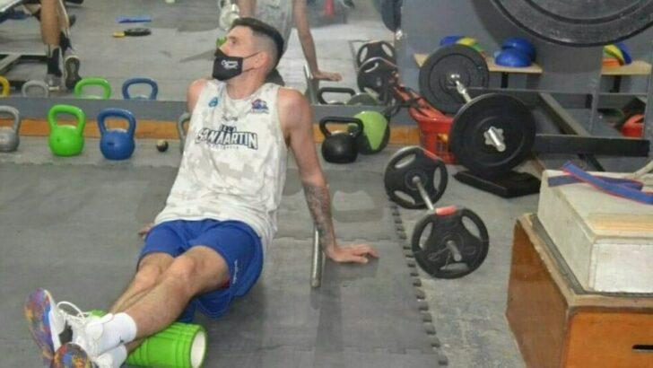 Franco Vieta: «Vamos a dejar la vida, tengo mucha fe en este equipo»