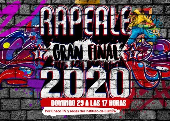 Gran Final Rapeale 2020 por Chaco TV