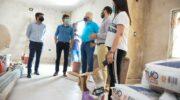 Ipduv Refacciones: en San Martín, entregaron la segunda tanda de Tarjetas Tuya Recargable para los beneficiarios del programa