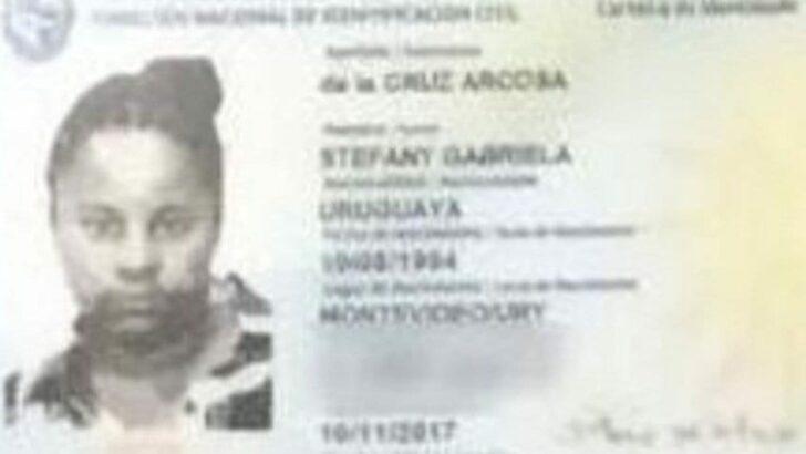 La hermana de Nicolás De la Cruz se negó a declarar