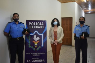 La Leonesa: comenzó a funcionar la Sección de Violencia Familiar y de Género 1