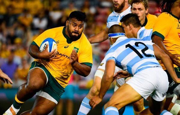 Los Pumas igualaron ante Australia