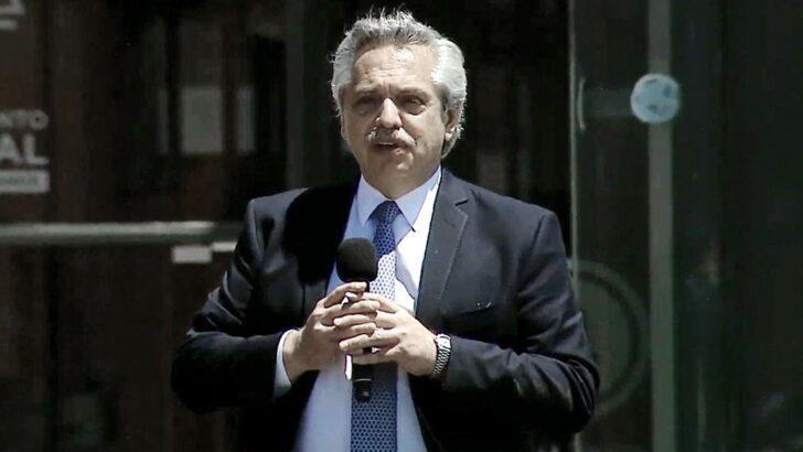Movimiento Arraigo: Alberto propuso «una revisión del modelo de país, que se dice federal y no lo es»