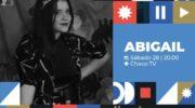 Abigail en el ciclo Nuestras Músicas