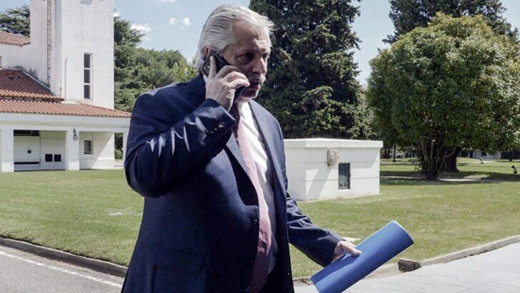 Para Alberto, la elección de Biden en Estados Unidos constituye «un cambio de época»