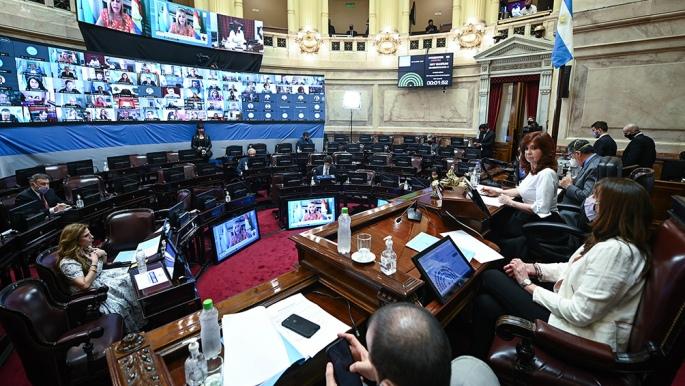 Presupuesto 2021: el proyecto deberá volver a Diputados por un error en planillas anexas