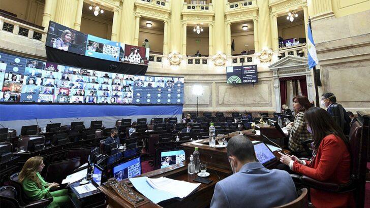 Presupuesto 2021: en sesión especial, el oficialismo descuenta su aprobación en el Senado esta semana