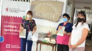 Resistencia: entregaron material de lectura, entretenimiento y de prevención del Covid 19 a hogares de adultos mayores