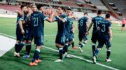 Séptimo lugar en el ranking de la FIFA para Argentina