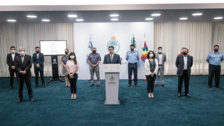Sindicalización de la policía: Capitanich enviará un proyecto a la Legislatura