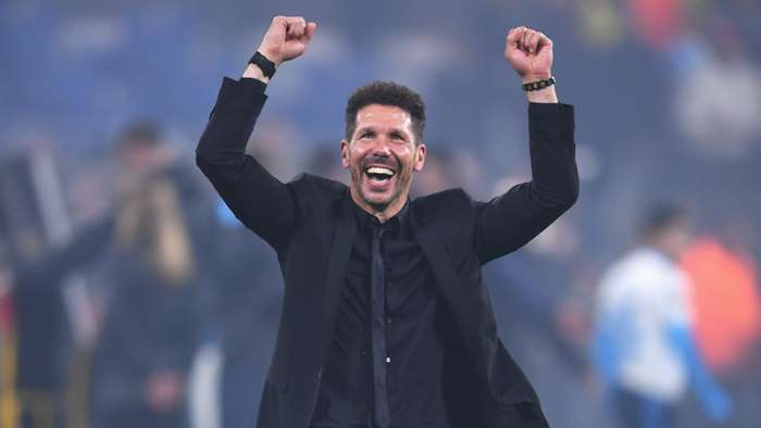 Atlético Madrid a octavos de la Liga de Campeones