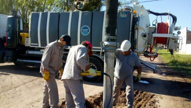 Balance 2020 y desafíos 2021 de Sameep: universalización del agua potable