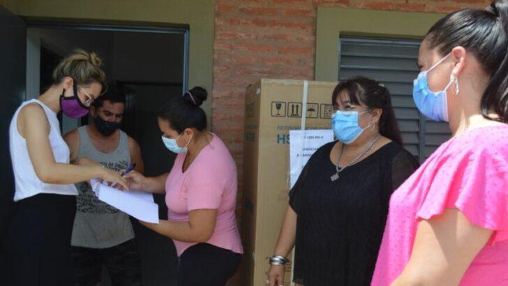 Barranqueras: el municipio articuló con IPDUV e IPRODICH asistencia a vecinos