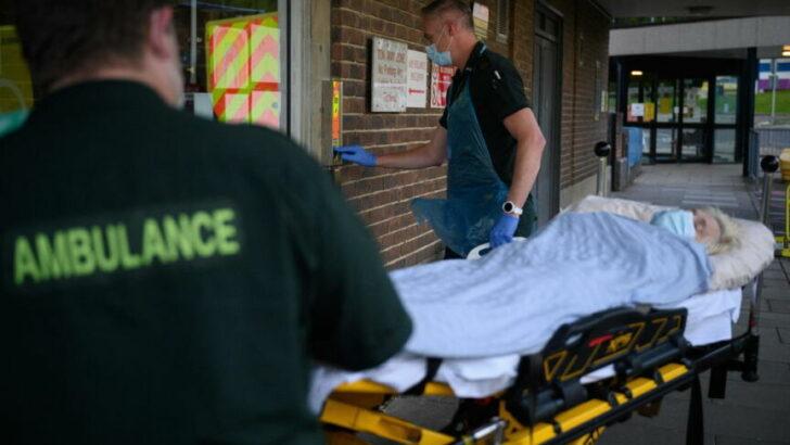 Covid 19 en el mundo: escasean las camas en los hospitales británicos por el gran aumento de casos