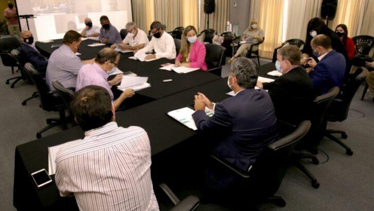 El gobernador presentó el Plan Chaco 2030 ante el Cones y empresarios del Norte Grande