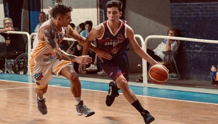 """Emir Pérez Barrios: """"Trato de dar todo en cada entrenamiento para poder ser uno más o estar a la altura del juego"""""""