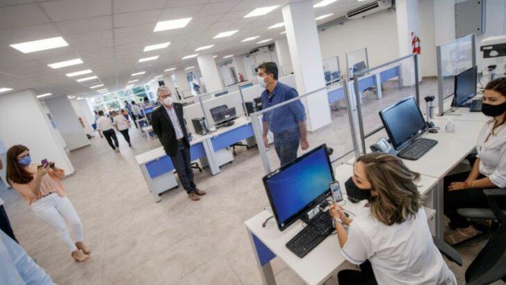 Inauguraron las nuevas oficinas de Anses en Resistencia