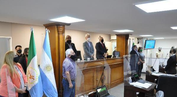 La Legislatura aprobó las designaciones de funcionarios en distintos organismos