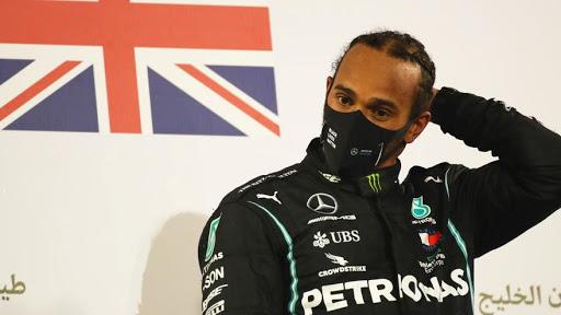 Lewis Hamilton dio positivo en coronavirus