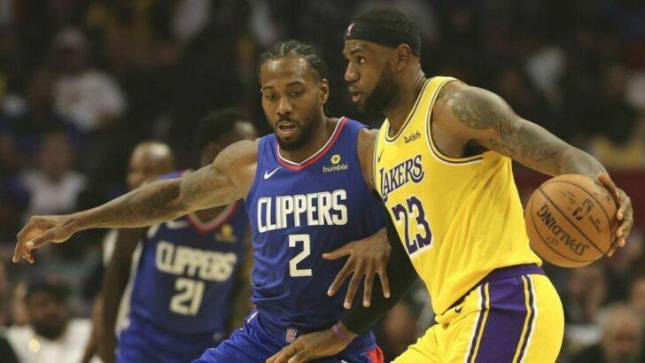 Los Lakers inauguran la temporada de la NBA con el clásico ante Clippers