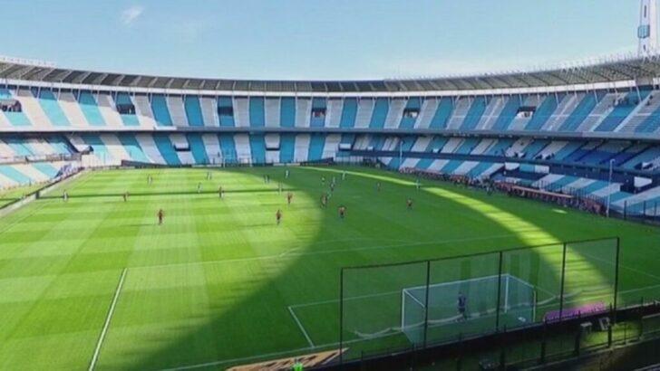 Regreso del público a los estadios: Lammens habló de una posibilidad en el último trimestre