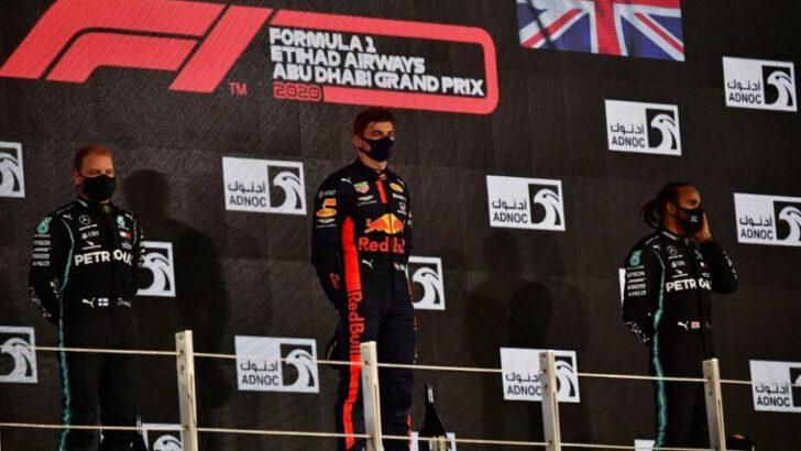 Max Verstappen ganó el Gran Premio de Abu Dhabi