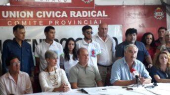 Pedirán la expulsión del concejal Melgrati de la UCR Chaco