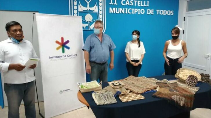 Premiaron a los artesanos de Miraflores, Castelli, Nueva Pompeya y El Sauzalito