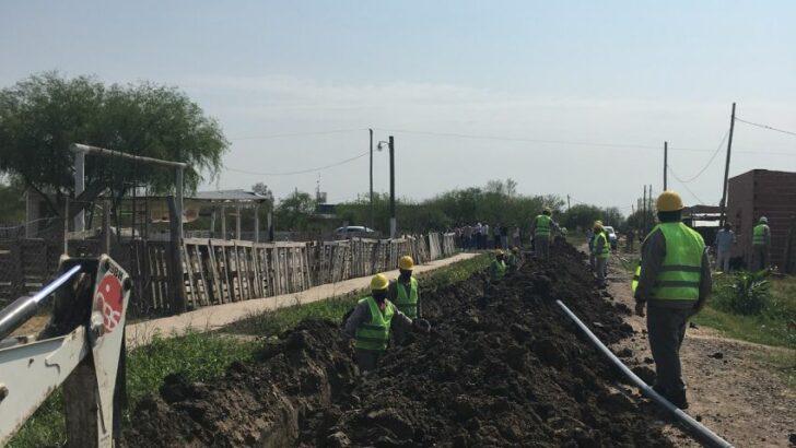 Sameep abrió una consulta pública por la obra de sistemas de distribución de agua para siete localidades