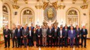 Alberto Fernández se reúne con el gabinete federal y con gobernadores del norte
