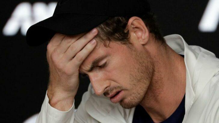 Andy Murray positivo de coronavirus