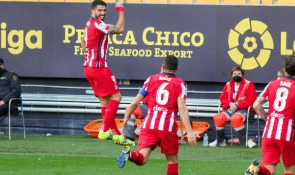 Atlético de Madrid se consolida en la cima de la Liga de España 3