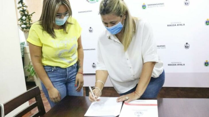 Barranqueras, ciudad inclusiva, se oficializó la nueva Secretaría de Discapacidad