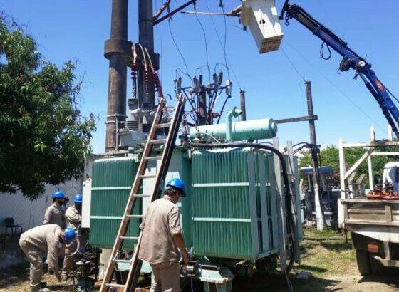 Basail: Secheep suma potencia energética con un nuevo transformador