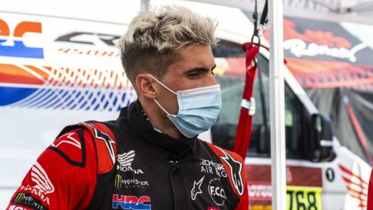 Benavides ganó la quinta etapa y es el nuevo líder de la clasificación general de motos